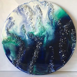 Resin Art by Sue Findlay Designs