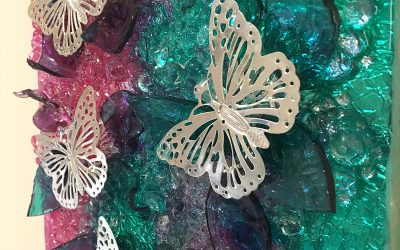 Fun project – Inserting lights into your resin art